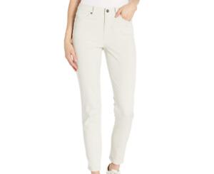 Nike Golf Fairway Slim Fit White Jean Pants Women's 87861 Size 2