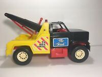 """Vintage 1980 Processed Plastic Co. """"The Hook"""" Toy Tow Truck USA"""