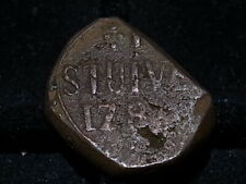 Ceylon. 178(?)-C Stuiver..  Fine