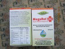 "(72,53 € / 100 g) Dr. Hittich  "" MegaRot arthro L ""  90 Kapseln  MHD 04-2023"