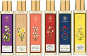 Bath & shower Oil 200ML Forest Essential Choose From 6 Variants Body Care