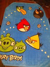 Angry Birds Plush Throw