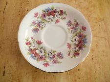 "PARAGON FOOTED""FLOWER FESTIVAL"" SAUCER ONLY ""J"""