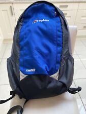 Berghaus Blue & Black Freeflow 20 Ventilating Backpack Rucksack