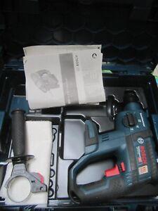 Bosch Professional GBH 18V-EC Akku-Bohr-/Meißelhammer SOLO Y09311