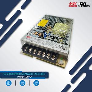 Power Supply/Adapter, DC12V 150W UL IP20 Indoor