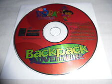 Dora the Explorer: Backpack Adventure - PC CD Computer game Disc Only eC kids