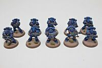 Warhammer Space Marine Tactical Squad Well Painted - JYS10