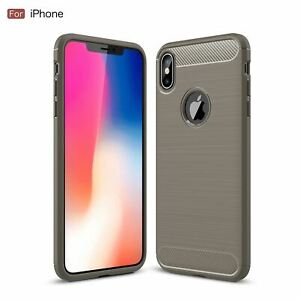 For Apple iPhone XR Xs Max X 8 7 Plus 6 5 Se 2020 Case Cover Proof Bumper TPU