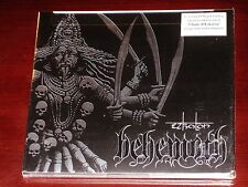 Behemoth: Ezkaton EP CD 2008 Metal Blade Records USA 3984-14698-2 Digipak NEW