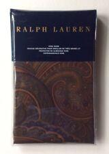 Ralph Lauren Frazier Archival Collection Olive King sham100% cotton Retail $130