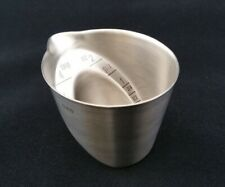 2 oz Bar & Kitchen Professional Measuring Cup Stainless Steel Jigger Shot