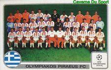 210 TEAM OLYMPIAKOS GREECE STICKER PANINI CHAMPIONS LEAGUE 2001-2002
