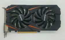 Gigabyte GTX 1060 6GB WindForce OC GeForce GDDR5 Graphics Card GV-N1060WF2OC-6GD
