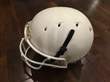 Schutt DNA Recruit Youth Small White Football Helmet White Face Mask