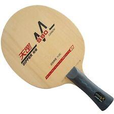 DHS Dipper DM.S80 Tischtennis (Ping Pong) Klinge NEU lange Shakehand FL