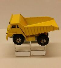 Hot Wheels Mattel, Inc. 1979 Dump Truck Made in Malaysia - Metal
