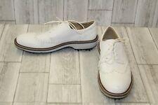 ECCO Golf Golf Lux Golf Shoes-Men's size 10-10.5 White
