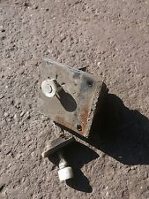 FORD GALAXY/VW SHARAN/SEAT ALHAMBRA MK2 SPARE WHEEL CARRIER