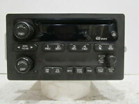 2002-2003 Chevrolet GMC S10 Sonoma AM FM Radio Receiver CD Player OEM