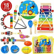 Educational Musical Toys for Toddlers Baby Kids Boys Girls 1 2 3 4 5 Years Old