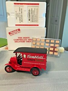 Danbury Mint 1920's Campbell's Soup Delivery Truck 1:24