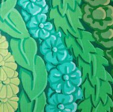 Imperial Garden Teresa Chan Cotton Fabric Paintbrush Studio Teal Maneki Neko Koi