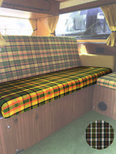 T2 Westfalia Full Width Rock and Roll Bed/ Seat bottom Cover in Beige C9703BE