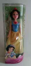 Snow White Disney Sparkling Princess Doll Mattel 2012 Toy NEW in Box