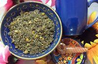 DREAM Organic Herbal Tea, Mugwort Mullein Catnip Chamomile Lavender, Smokable