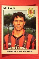 Panini Calciatori 1991/92 N. 220 MILAN VAN BASTEN OTTIMA / EDICOLA !!!