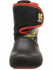 Crocs Crocband Cars Gust Snow Boot (Toddler/Little Kid), Black, 6 M US Toddler