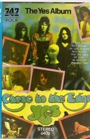Yes ..  Yes Album + Close To The Edge. Import Cassette Tape