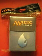 Magic the Gathering UltraPro New Deck Box - Island Blue Mana Theme
