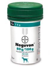 NEGUVON 80G/100G ANTIPARASSITARIO POLVERE PER USO ESTERNO CANI TRICLORFON 75G