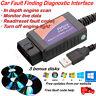 Fits Chevrolet Aveo Camaro Captiva OBD2 Fault Code Diagnostic Reader Scanner