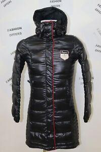Bergans of Norway BODO DOWN 700 FP Hooded Lady Coat Jacket sz XS
