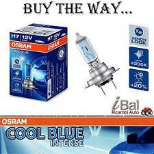 OSRAM LAMPADE 64210CBI H7 12V 55W ATTACCO PX26d COOL BLUE INTENSE 1 LAMPADA