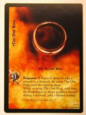 LOTR CCG - The One Ring 4/2 Lord of the Rings