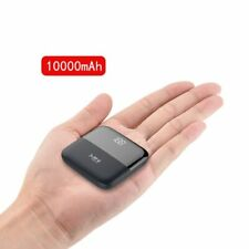 Powerbank 10000 mAh Nano Mini Quick Charge Type C Dual Port Charger with Display