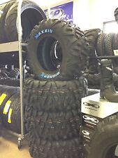 "Maxxis Bighorn 26 Inch Set for 12"" wheels (4 TIRE SET) ATV UTV 26x9x12 26x12x12"