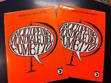 MAURICE HORN/LUCIANO SECCHI - ENCICLOPEDIA MONDIALE DEL FUMETTO - ED. CORNO 1978