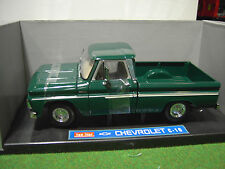 CHEVROLET C-10 STYLESIDE PICK UP 1/18 voiture miniature collection SUN STAR 1360
