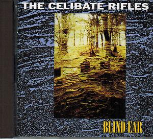 Blind Ear by The Celibate Rifles (CD) - BRAND NEW