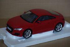 Audi TT Coupe 2014 rot 1:18 Audi/Minichamps neu & OVP 5011400425