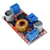 2PCS Lithium Charger Step down 5A 5V-32V to 0.8V-30V Power Supply Module 5A