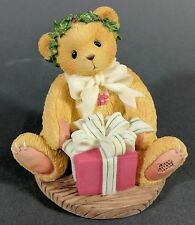 Cherished Teddies ~ Margy I'm Wrapping up A Little. Avon Exclusive (475602)