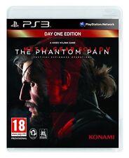 Videojuegos Konami Sony PlayStation 3 PAL
