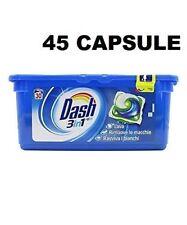 45 Uds. Cápsulas Dash Pods 3 IN 1 3 Pz De Detergente Lavadora 15 Lavados Regular