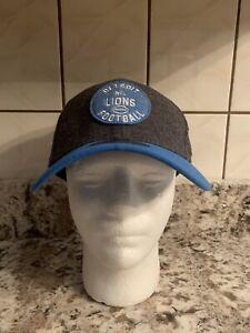Detroit Lions NEW ERA 39THIRTY STRETCH FIT Cap - M/LG